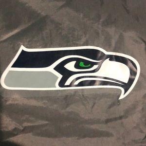 Seattle Seahawks Waterproof Stadium Jacket
